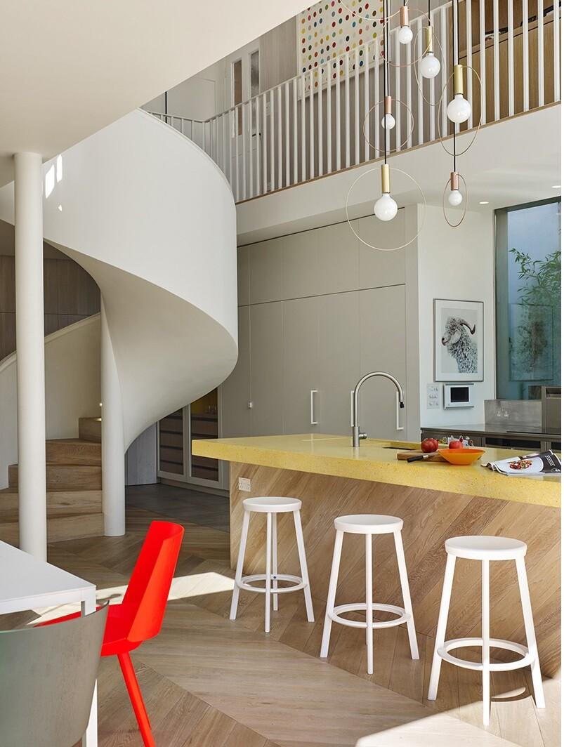 Edwardian Home in West London Andy Martin Architecture (7)