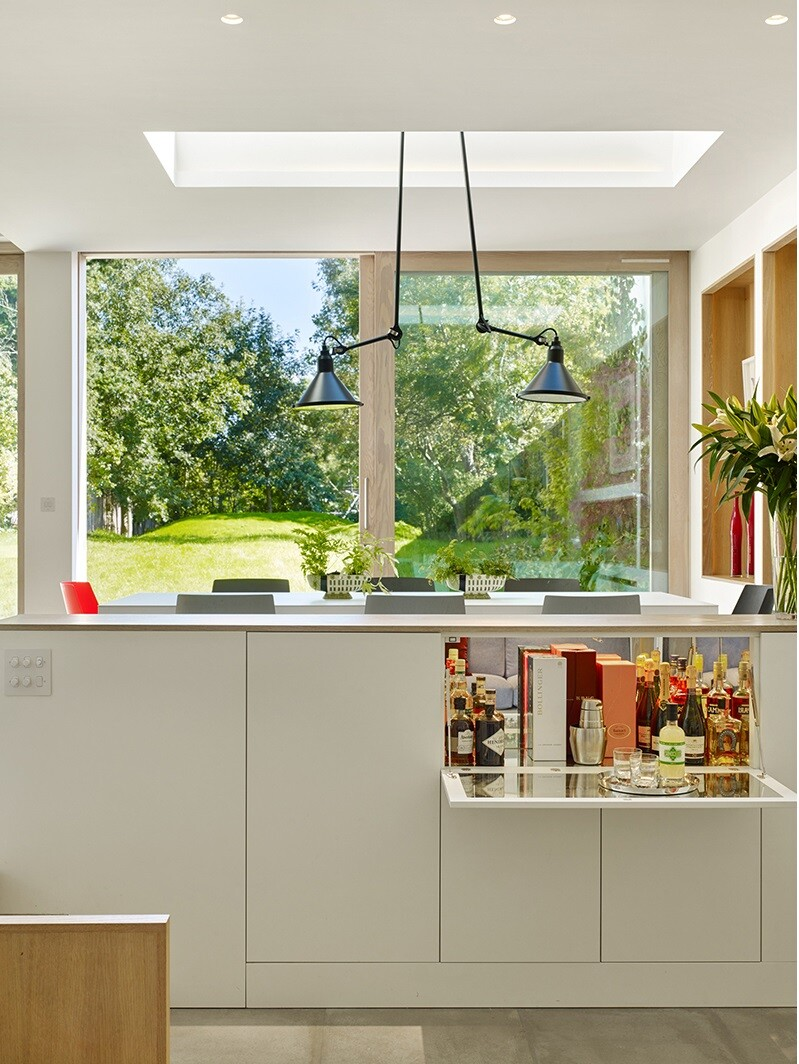 Edwardian Home in West London Andy Martin Architecture (8)
