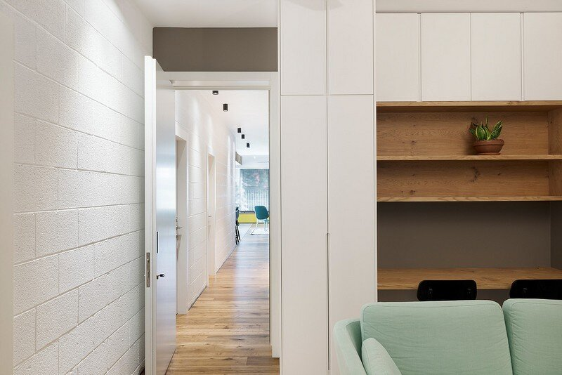 Family Apartment in Tel Aviv Raanan Stern Design 7