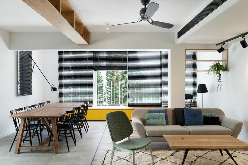 Family Apartment in Tel Aviv Raanan Stern Design 2