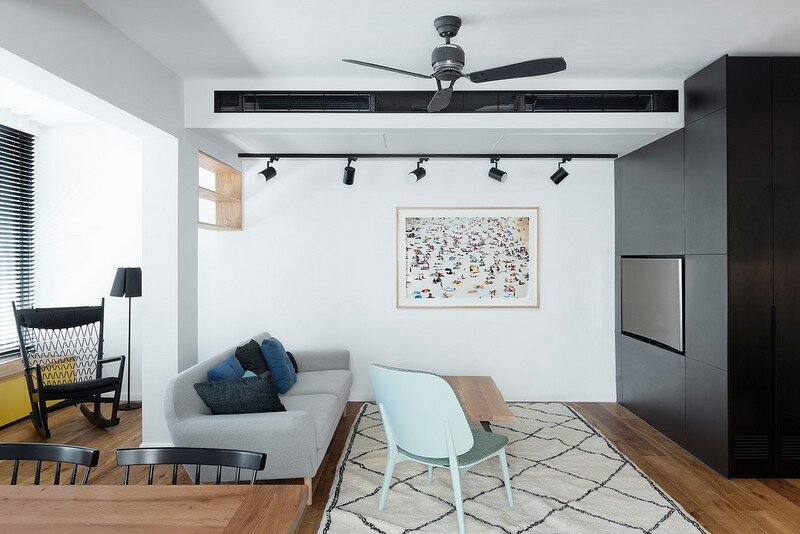 Family Apartment in Tel Aviv Raanan Stern Design 1