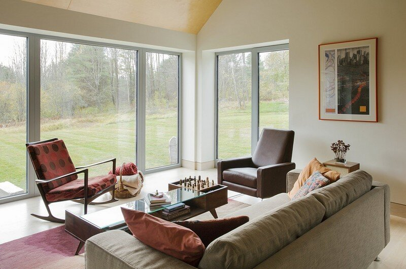 Farmstead Passive House in Vermont for the Modern New England Family (11)