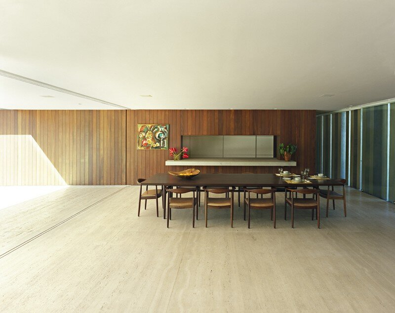 Getaway House in the City of Piracicaba Isay Weinfeld (17)