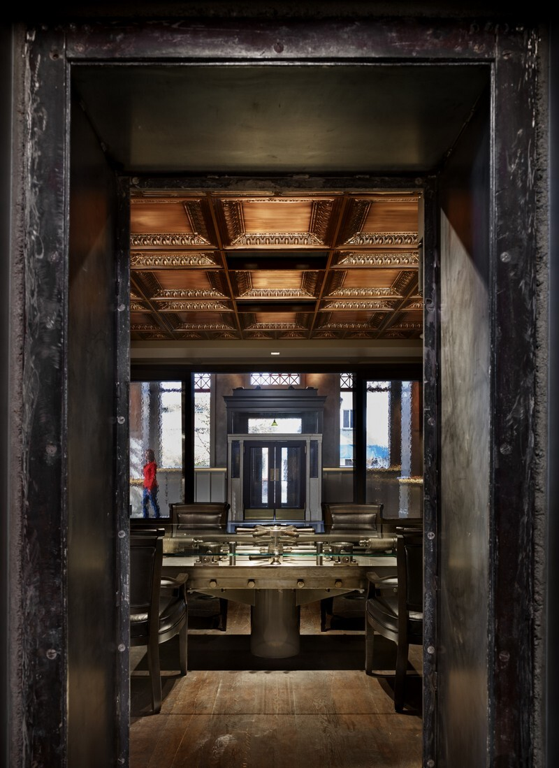 Historic Bank Building Converted into Modern Office Space (3)