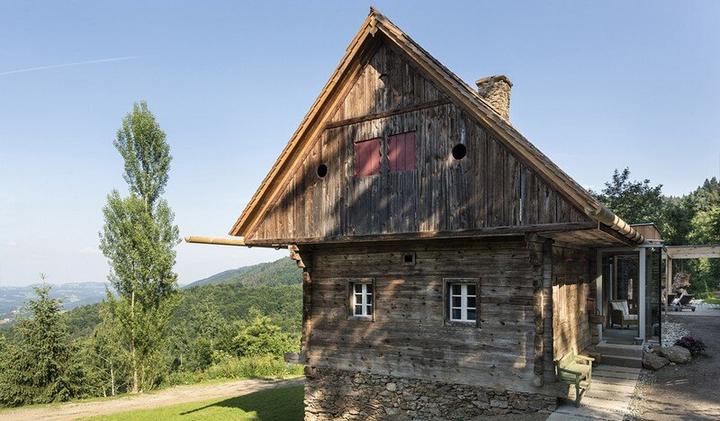 Historical Barn Converted into a Wellness Retreat - Stadl Altenbach (2)