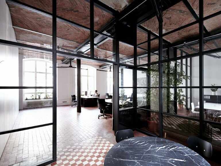 IFUB Studio Has Converted an Old Chocolate Factory in Offices (3)