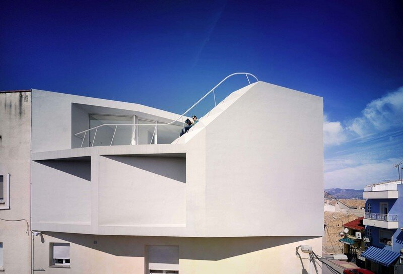 Lude House by Grupo Aranea in Murcia, Spain (1)