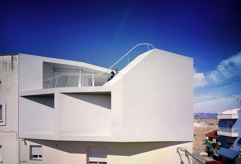 Lude House by Grupo Aranea in Murcia, Spain (1)