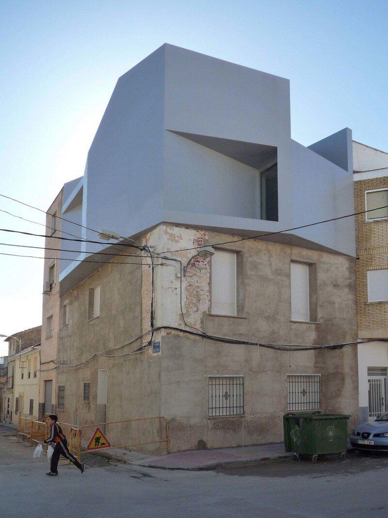 Lude House by Grupo Aranea in Murcia, Spain (12)