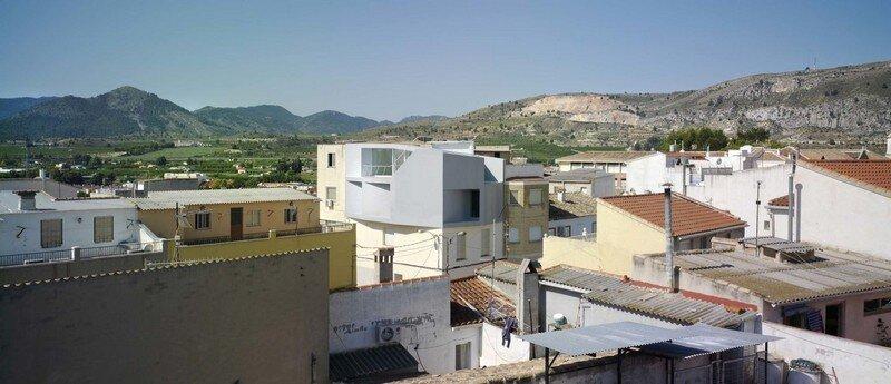 Lude House by Grupo Aranea in Murcia, Spain (14)
