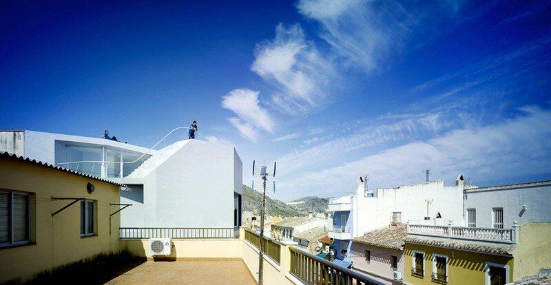 Lude House by Grupo Aranea in Murcia, Spain (15)
