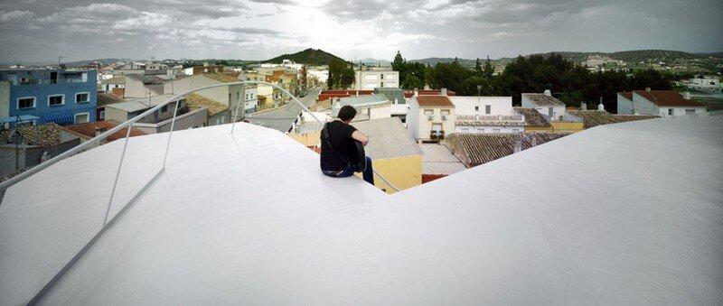 Lude House by Grupo Aranea in Murcia, Spain (4)