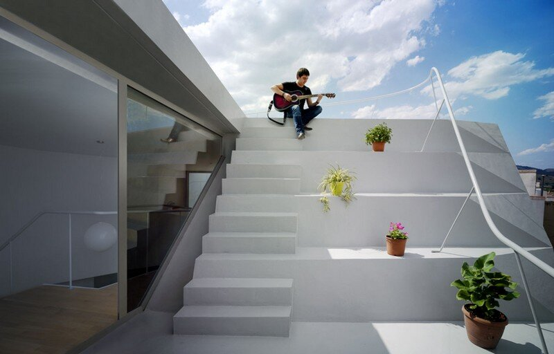 Lude House by Grupo Aranea in Murcia, Spain (5)