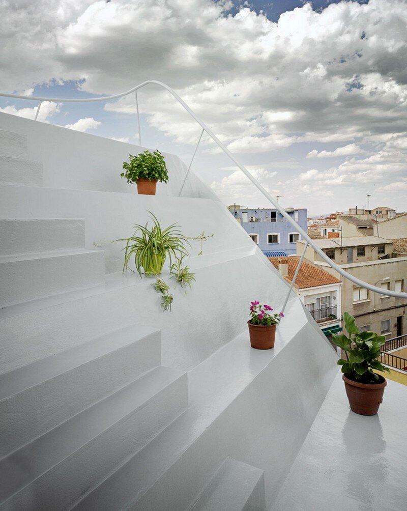 Lude House by Grupo Aranea in Murcia, Spain (6)