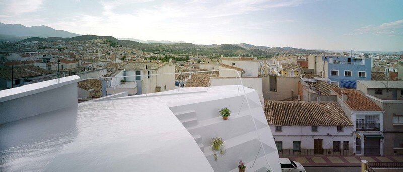 Lude House by Grupo Aranea in Murcia, Spain (7)