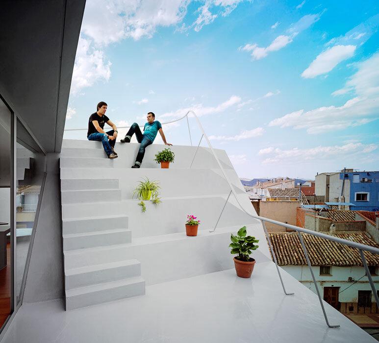 Lude House by Grupo Aranea in Murcia, Spain (9)