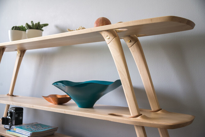 Multi Tier Shelf System by Kalo (6)