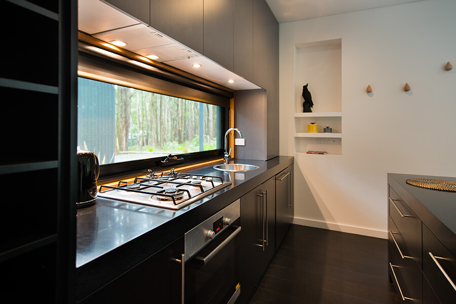 Musk Bunker - Modern Prefab Cabin by Modscape (8)