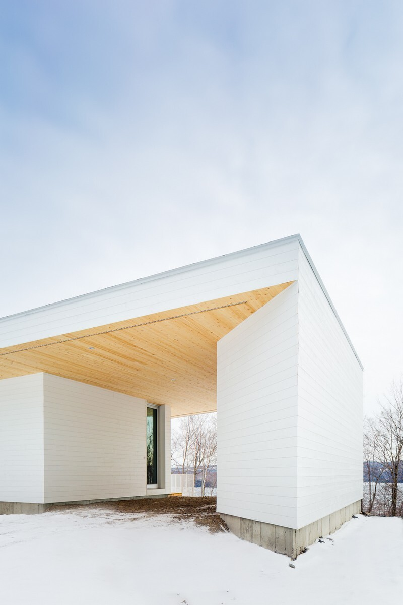 Nook Residence by MU Architecture Quebec (3)