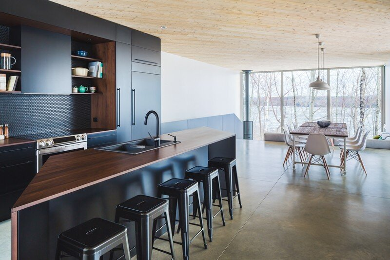 Nook Residence by MU Architecture Quebec (4)