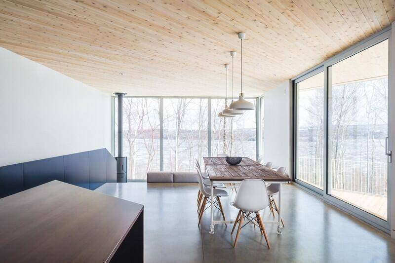 Nook Residence by MU Architecture Quebec (5)
