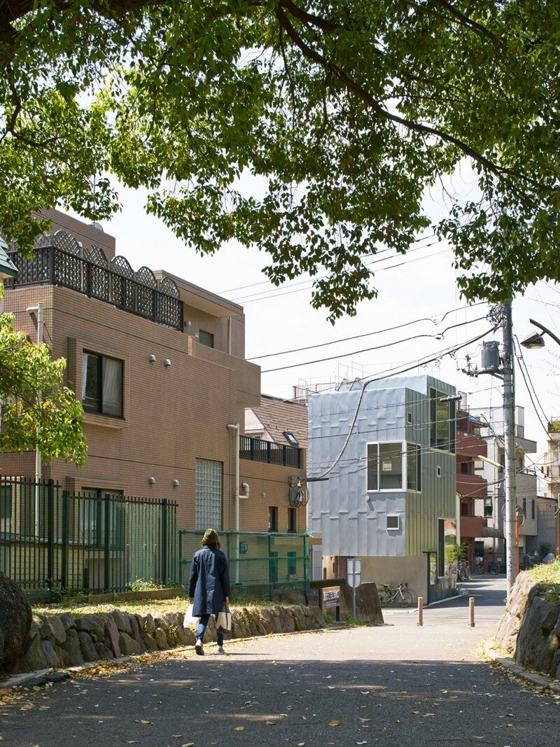 Ondo House by Mamm Design, Tokyo (2)