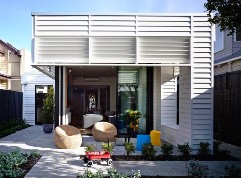 Sandringham House - Double-Fronted Weatherboard Converted into a Cozy Home (2)