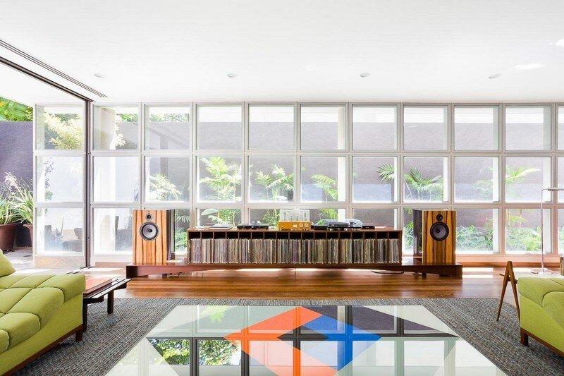 Sao Paulo Residence by Pascali Semerdjian Architects (2)