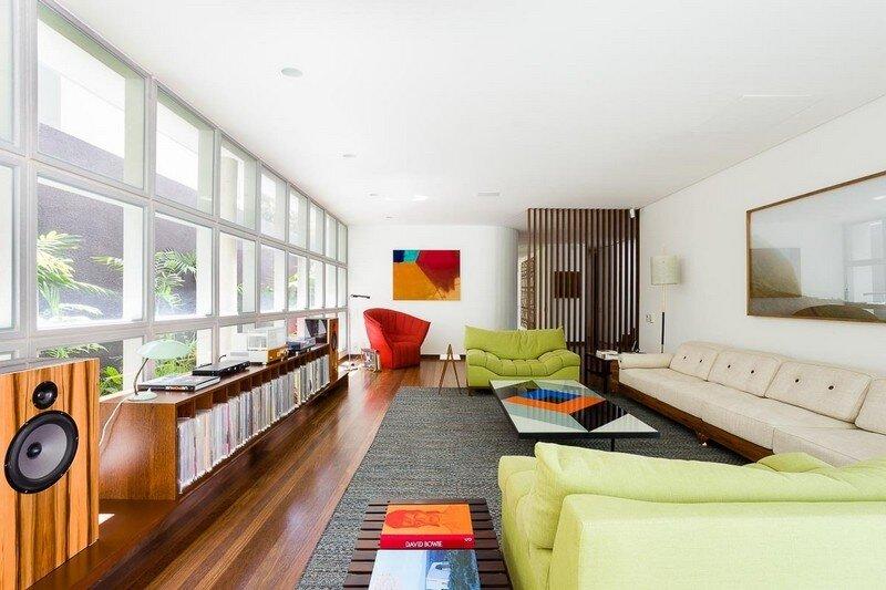 Sao Paulo Residence by Pascali Semerdjian Architects (5)
