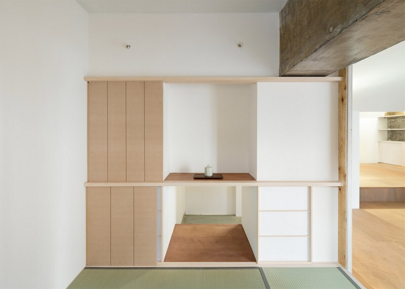 Team Living House in Downtown Tokyo (13)