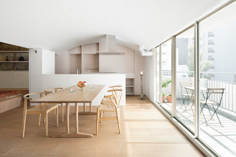 Team Living House in Downtown Tokyo (5)