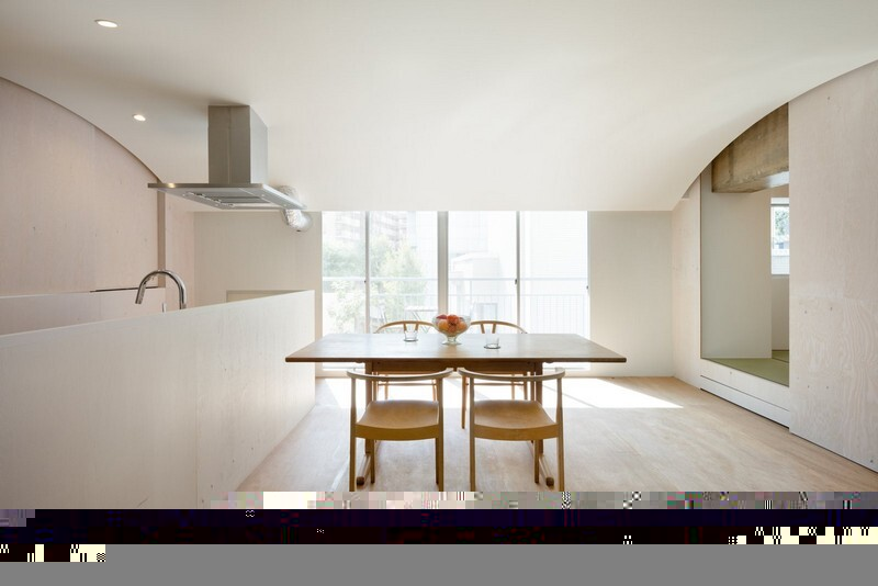 Team Living House in Downtown Tokyo (6)