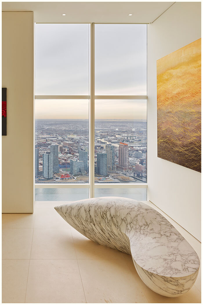 This 72-floor Penthouse Has a 360-Degree Views of New York City (12)