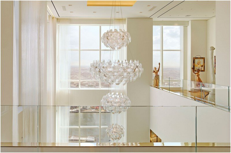 This 72-floor Penthouse Has a 360-Degree Views of New York City (20)