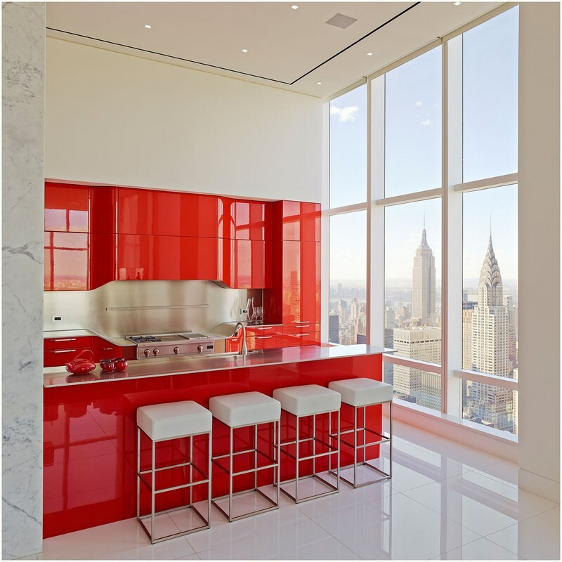 This 72-floor Penthouse Has a 360-Degree Views of New York City (6)