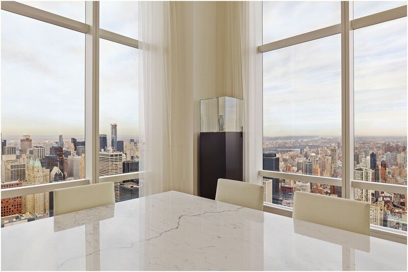 This 72-floor Penthouse Has a 360-Degree Views of New York City (9)