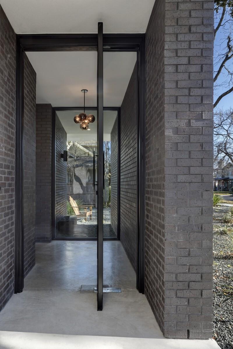 2206 Lindell Residence - Austin Texas USA