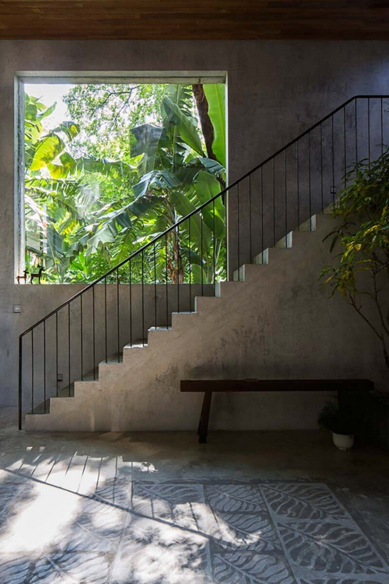 Thong House in Vietnam by Shunri Nishizawa (10)