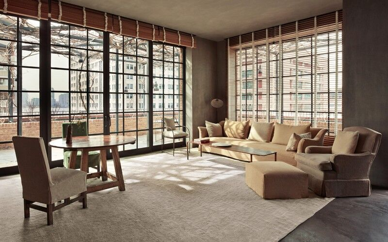 TriBeCa Penthouse Inspired by Wabi-Sabi - The Art Of Imperfection (13)