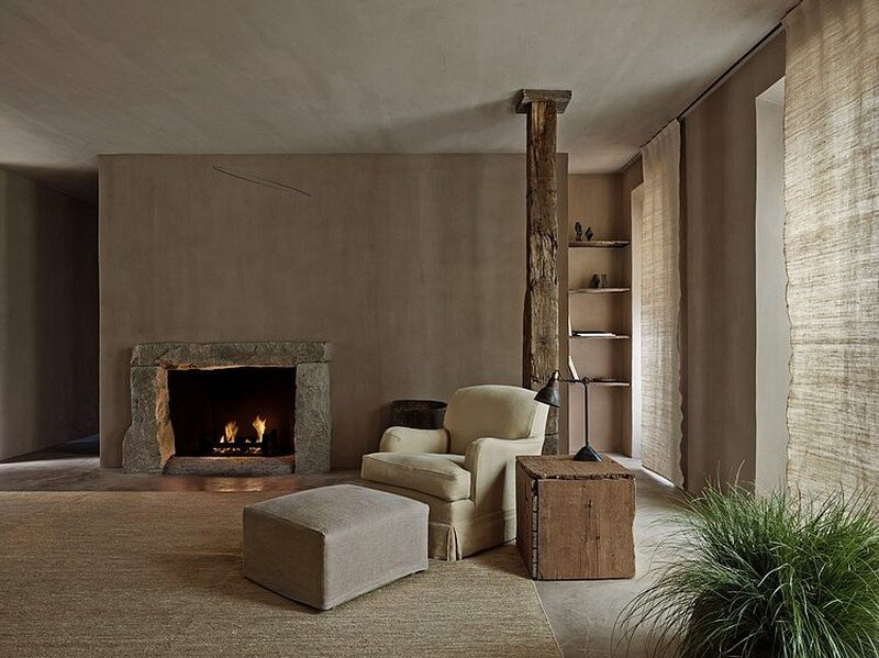 TriBeCa Penthouse Inspired by Wabi-Sabi - The Art Of Imperfection (6)