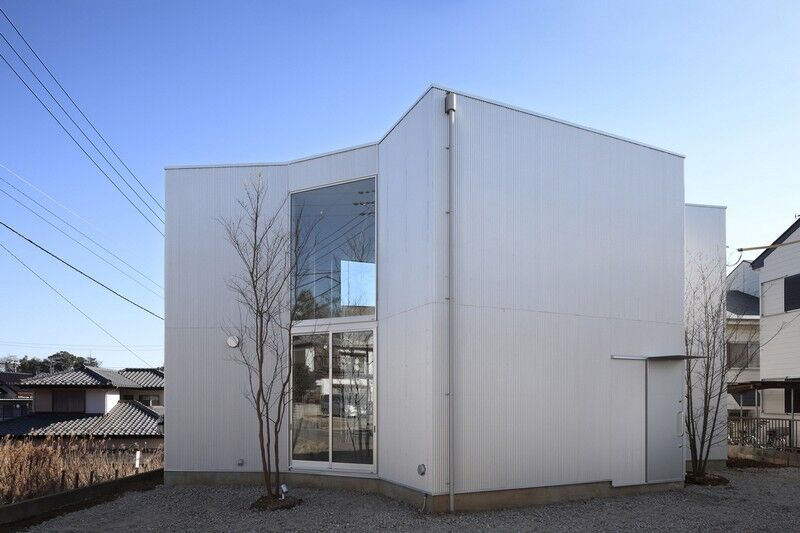 Unfinished House by Yamazaki Kentaro Design Workshop (3)