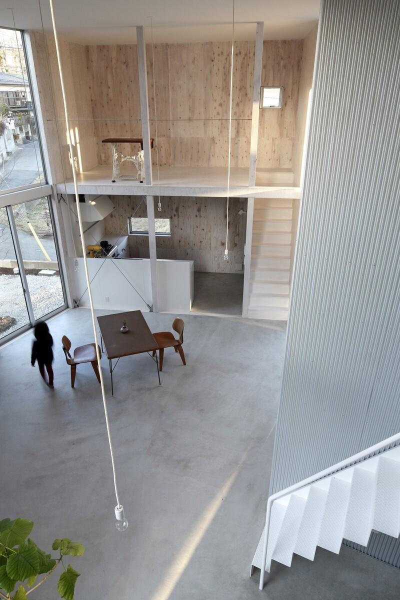 Architecture Design Workshop unfinished houseyamazaki kentaro design workshop
