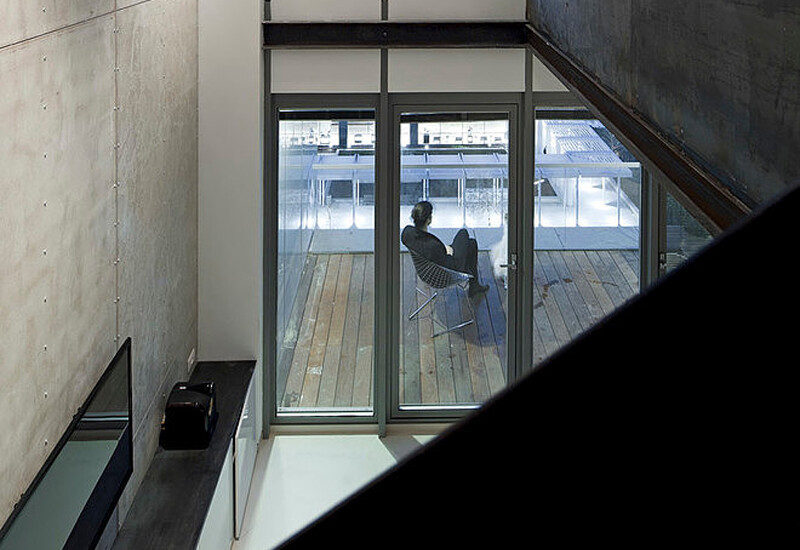 Urban Duplex Nam in Tel Aviv by Gerstner (2)