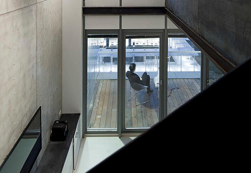 Urban Duplex Nam in Tel Aviv by Gerstner (2)