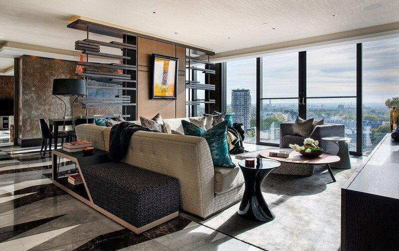 Central London Apartment by Rene Dekker Design (1)