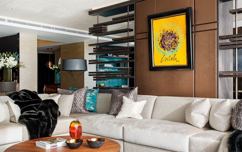 Central London Apartment by Rene Dekker Design (2)