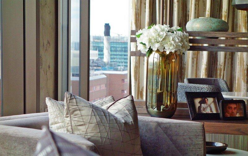 Central London Apartment by Rene Dekker Design (4)