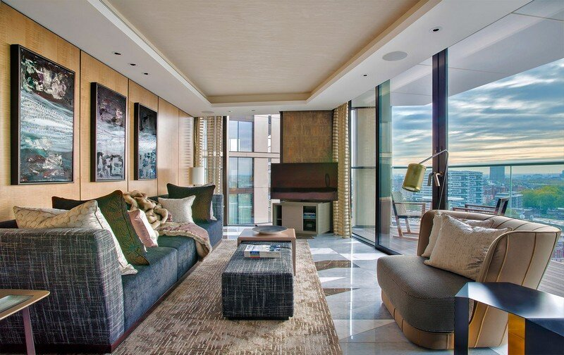 Central London Apartment by Rene Dekker Design (9)