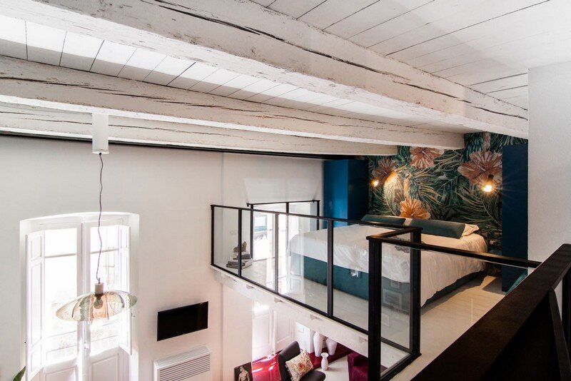 Cobalt Apartment by Mauro and Matteo Soddu Italy (9)