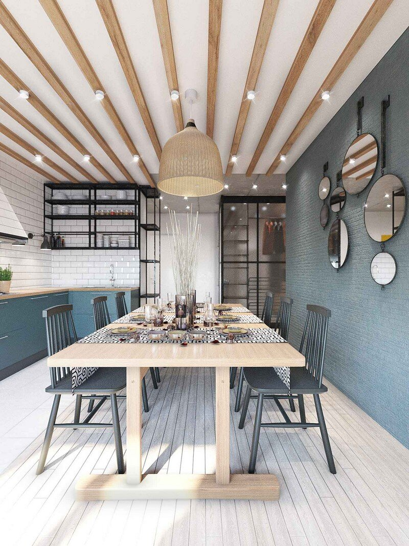 Contemporary Eco-Design by Cult of Design Apartment in Kyiv (18)